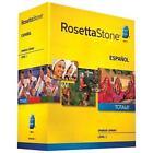 Rosetta Stone Microsoft Windows XP Language Course Software - Spanish Version