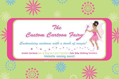 The Custom Cartoon Fairy