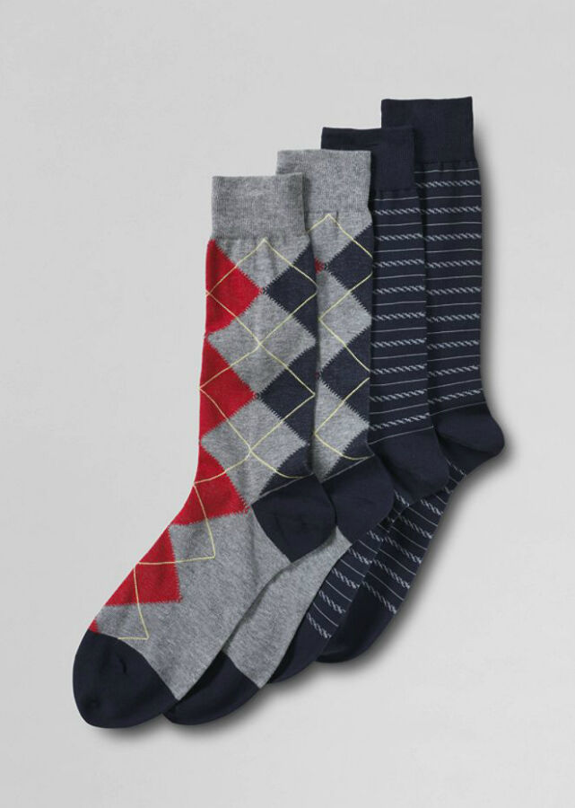 How to Buy Patterned Men's Socks