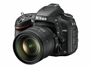 Nikon D Series D600 Vs. Canon EOS 5D Mark II