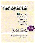 Money Sense, Judith Briles, 0802455646
