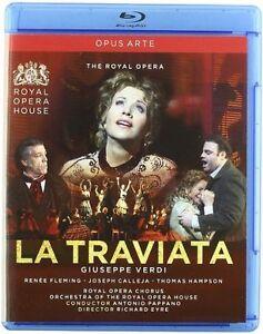 La Traviata: The Royal Opera House (Pappano) Blu-ray NEW