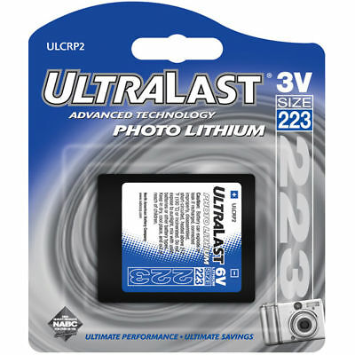 Photo Lithium Batteries