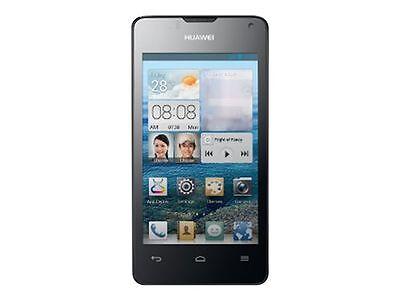 Huawei Ascend Y 300 Black, SIM-Lockfreies Smartphone, Bluetooth, Kamera,WiFi,GPS