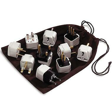 A Buyer's Guide to Power and Plug Adaptors