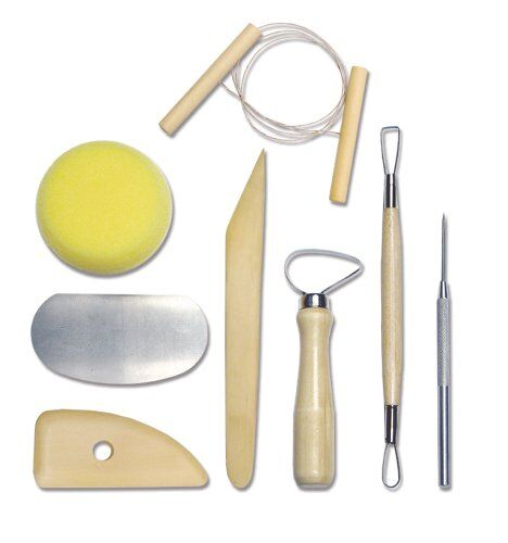 What Are the Different Types of Pottery Tools?