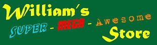 William's Super-Mega-Awesome-Store