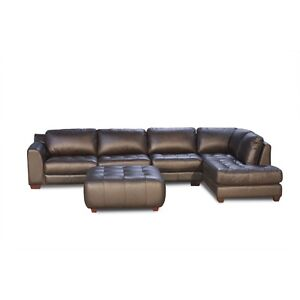 Diamond Sofa Zen Collection Chaise Sofa  sc 1 st  eBay : chaise comfortable - Sectionals, Sofas & Couches