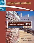 Data Abstraction and Problem Solving with Java, Frank M. Carrano and Janet J. Prichard, 0321364112
