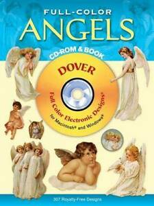 Full-Color Angels by Clip Art (Mixed media product, 2002)