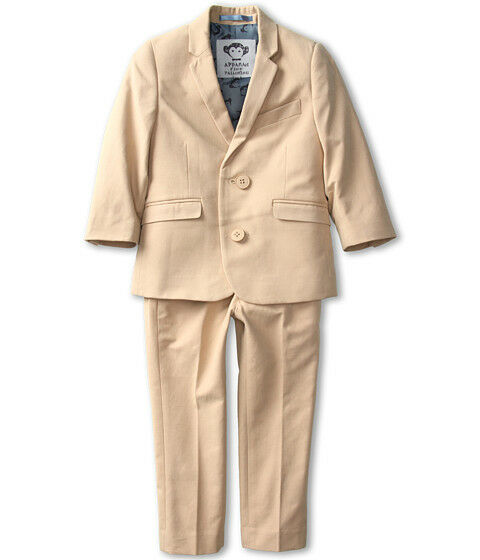 Cotton Khaki Suit