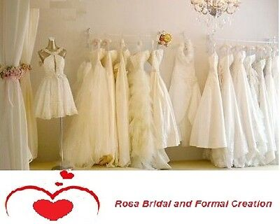Rosa Bridal Formal Creation