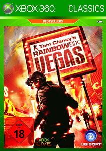 Tom Clancy's Rainbow Six: Vegas - Classics (Microsoft Xbox 360) NEU & OVP