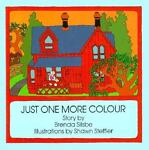 Just One More Colour, Brenda Silsbe, 1550371339