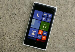 The Nokia Lumia vs. the Galaxy S4
