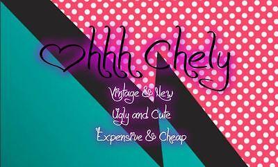 Ohhh Chely!