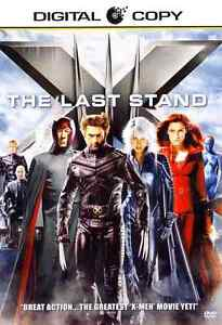 X-Men: The Last Stand (DVD, 2009, Widesc...