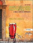 Basic College Mathematics, Ignacio Bello, 0077343301