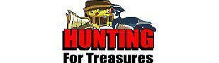Hunting four Treasures