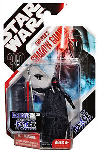 Hasbro Star Wars Force Unleashed Shadow Guard Action Figure