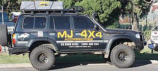 MJ 4x4 ACCESSORIES