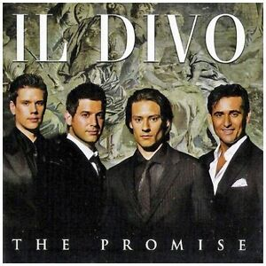 The-Promise-Il-Divo-CD-0886973996829-Acceptable