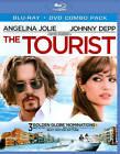 The Tourist (Blu-ray/DVD, 2011, 2-Disc Set)