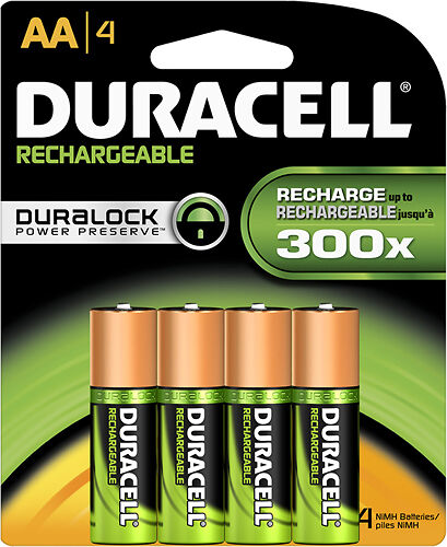 Rechargeable Batteries Buying Guide