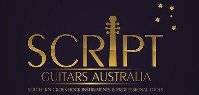 Script Guitars Australia