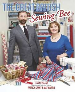 The-Great-British-Sewing-Bee-Tessa-Evelegh-Very-Good-condition-Book