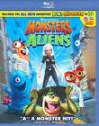 Monsters vs. Aliens (Blu-ray Disc, 2009)