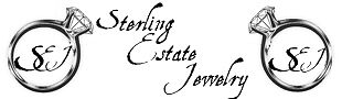 Sterling Estate Jewelry