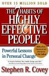The 7 Habits of Highly Effective People, Stephen R. Covey, 0743269519