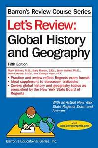 Let's Review: Global History and Geography by Willner, Mark -Paperback
