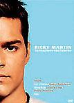 RICKY MARTIN The Ricky Martin Video Collection DVD BRAND NEW PAL Region 4