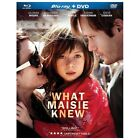 What Maisie Knew (Blu-ray/DVD, 2013, 2-Disc Set)