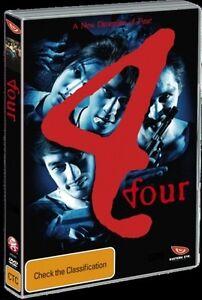 Four (DVD, 2011) - Region 4