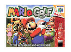 Nintendo 64 Golf Video Games