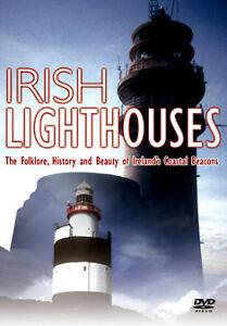 Irish Lighthouses (DVD, 2006)
