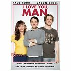 I Love You, Man (DVD, 2009, Sensormatic)