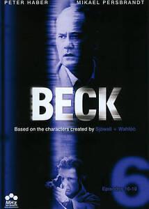 Beck - Beck - Set 6 New DVD 3 Pack, Subtitled, Widescreen - $22.50