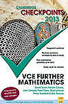 Cambridge Checkpoints VCE Further Mathematics 2013 by David Tynan et al