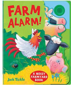 Farm Alarm!, Jack Tickle, Very Good Book