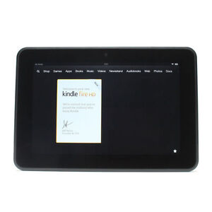 Amazon Kindle Fire HD Vs. Fujitsu Stylistic M532