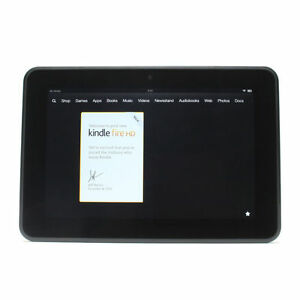Amazon Kindle Fire HD Vs. Motorola Xoom