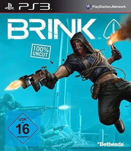 Brink (Sony PlayStation 3, 2011) - Hamburg, Deutschland - Brink (Sony PlayStation 3, 2011) - Hamburg, Deutschland