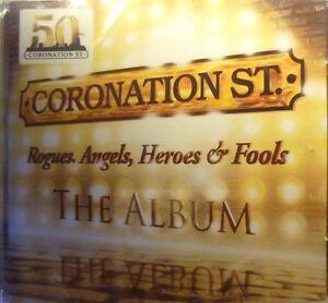 Coronation Street: Rogues, Angels, Heroes and Fools - The Album,Artist - Coronat