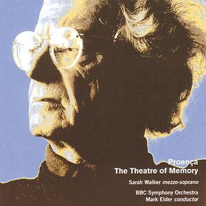 BBC SYM.ORCH. MARK ELDER-John Buller - Proenca / The Th  CD NEW