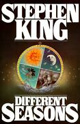 Stephen King Different Seasons Hardcover