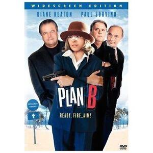 PLAN-B-DVD-Diane-Keaton-Paul-Sorvino-Burt-Young-Bob-Balaban-NEW-L-K